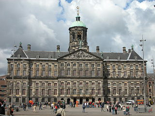 Dutch Baroque architecture architecture of the Baroque era in the Dutch Republic and its colonies