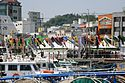 Korea-Tongyeong-Port and ships-03.jpg