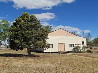 Korrelocking, Western Australia Town in Western Australia