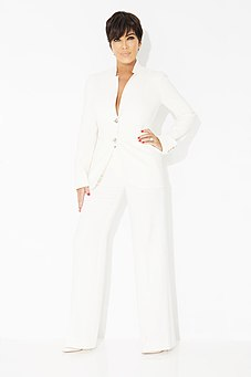 Kris Jenner American television personality, businessperson, and socialite