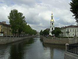 Kryukov canal