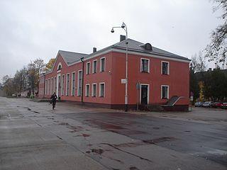 Krustpils Station