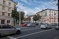 Kuźmy Čornaha — Surhanava streets (Minsk, Belarus) p02.jpg