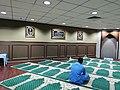 Kuala Lumpur International Airport prayer room.jpg