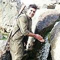Kurdish PKK Guerilla (21097898381).jpg