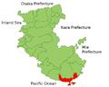 Kushimoto Wakayama map.png