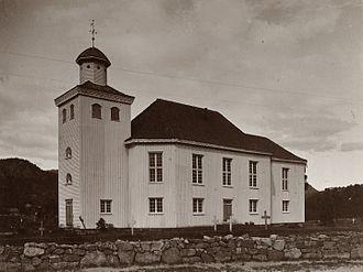 Kvinesdal - Kvinesdal Church