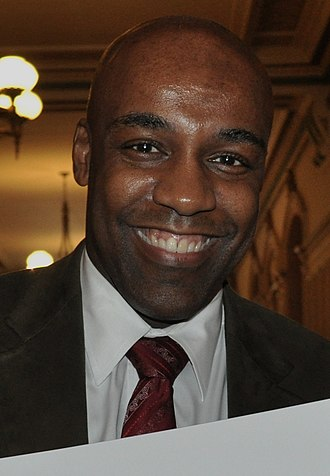 Governor of Illinois - Image: Kwame Raoul RFCG