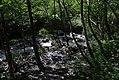 L'inaccessible grotte des Sadoux, vallée de la Courance, Drôme, France 03.jpg