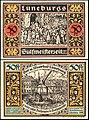 Lüneburg 50 Pfennig Der alte Kran.jpg