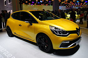 Image illustrative de l'article Renault Clio IV