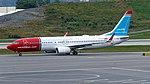 LN-NGE Norwegian B738 (43038556200).jpg
