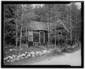 LOWE HOUSE II, VIEWING NORTHWEST - Lowe House II, 19575 Pitkin Street, Saint Elmo (historical), Chaffee County, CO HABS COLO,8-STEL,40-1.tif