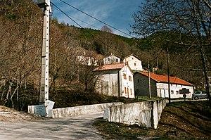 La Bâtie-des-Fonds - The village of La Bâtie-des-Fonds