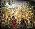 La Fête arabe dans la campagne de Tlemcen - 1910-1920 - André Suréda - Musée du quai Branly - Inv. 75.10094.1.jpg