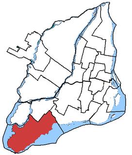 Federal electoral district