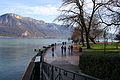 Lac Annecy Amours.JPG