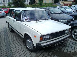 Lada Riva - VAZ-21043