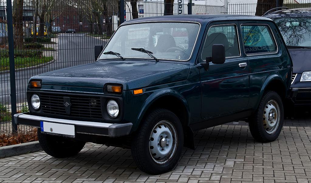 «АвтоВАЗ» начал экспортировать Лада 4x4 вОАЭ и КНР