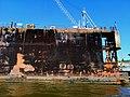 Ladewand in Der Hafencity - Wikipedia-Ahoi 2019.jpg