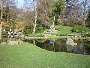 Kyoto Botanical Garden - Lago Kyoto Garden