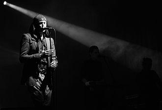 Music of Slovenia - Laibach performing at wRacku Festiwal 2010