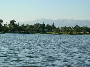 Lake Balboa, Los Angeles - Lake Balboa, the namesake of the Lake Balboa neighborhood