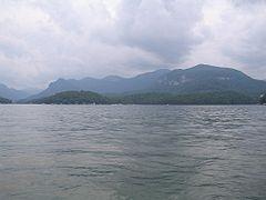 Lake Lure -