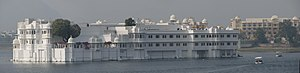 Lake Palace - Lake Palace on Lake Pichola, Udaipur, India