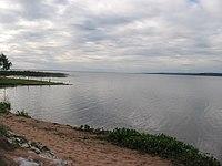 El lago Ypacaraí