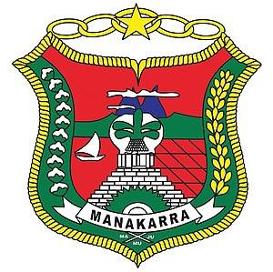 Mamuju Regency - Image: Lambang Kabupaten Mamuju
