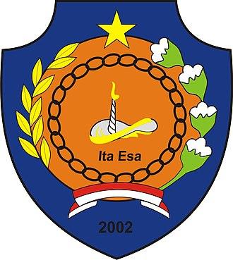 Rote Ndao Regency - Image: Lambang Kabupaten Rote Ndao