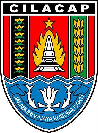 Cilacap Regency - Image: Lambang kabupaten cilacap