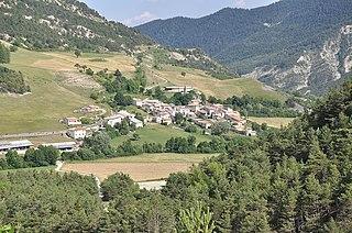 Lambruisse Place in Provence-Alpes-Côte dAzur, France