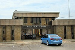 Lampasas City Hall