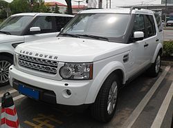Land Rover Discovery >> Land Rover Discovery - Wikipedia, la enciclopedia libre