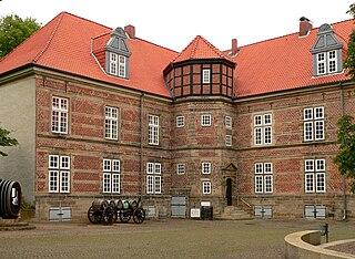 Landestrost Castle castle in Germany