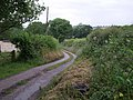 Lane near Chubhouse Farm - geograph.org.uk - 479526.jpg