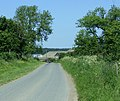 Lane to Round Hill Farm - geograph.org.uk - 1371920.jpg