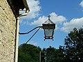 Lantern near church door - geograph.org.uk - 758853.jpg