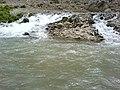 Lar river (Haraz),2 Brother spring,Doberar چشمه دوبرارسرچشمه اصلی رود هراز- دشت لار - panoramio.jpg