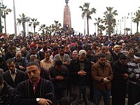 Large anti-Mubarak protest in Egypt's Alexandria. - Flickr - Al Jazeera English (1).jpg