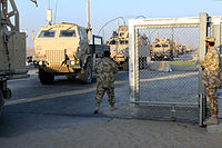 Withdrawal of US troops from Iraq