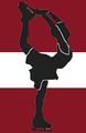 Latvia figure skater pictogram.png