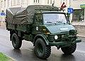 Latvian Army Unimog.jpg
