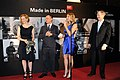 Laura Linney and Michael Grandage at the Berlinale party (24694821229).jpg