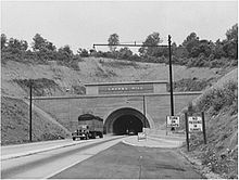 Laurel Hill Tunnel 1942.jpg