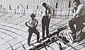 Lauttasaari water tower construction site in 1958 (2).jpg