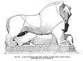Le Lion de Babylone (cote droit) Aout 1852 Felix Thomas.png
