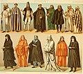 Le costume historique. Cinq cents planches, trois cents en couleurs, or et argent, deux cents en camaieu. Types principaux du vêtement et de la parure, rapprochés de ceux de l'intérieur de (14577654487).jpg
